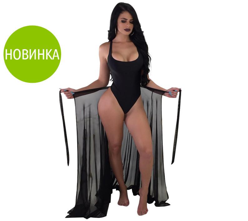 "Пляжная юбка-парео ""Шанталь"""