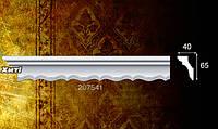 Плинтус потолочный 207541 40*65мм 2м