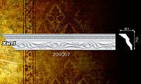 Плинтус потолочный 209007 61*70мм 2м
