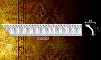 Плинтус потолочный 209008 55*72мм 2м