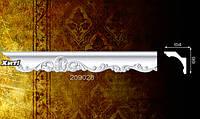 Плинтус потолочный 209028 64*66мм 2м