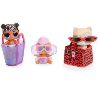 "Кукла L.O.L. Surprise! S5 W2 Малыши в дисплее серии ""Lil's""  3"