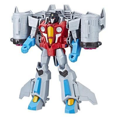 Трансформер Hasbro Transformers Cyberverse СТАРСКРИМ 18 см (E1886_E190
