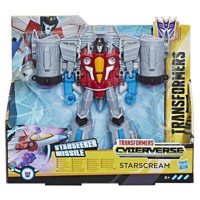 Трансформер Hasbro Transformers Cyberverse СТАРСКРИМ 18 см (E1886_E190 3