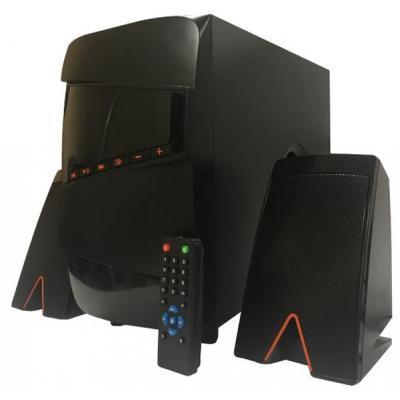 Акустическая система Greenwave SA-160BT Black-orange (R0015304) 2