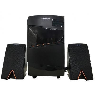 Акустическая система Greenwave SA-160BT Black-orange (R0015304) 3