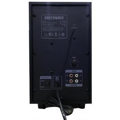 Акустическая система Greenwave SA-160BT Black-orange (R0015304) 5