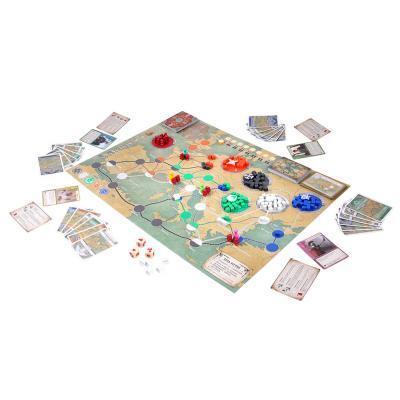 Настольная игра Стиль жизни Пандемия: Падение Рима (321955) 3