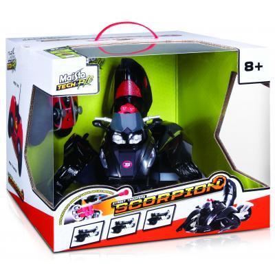 Автомобиль Maisto трансформер Street Troopers Scorpion (81182 black) 3