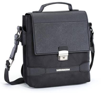 Практичная и объемная мужская сумка делового стиля Dolly (Долли) 148