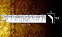 Плинтус потолочный 215035 79*128мм 2м
