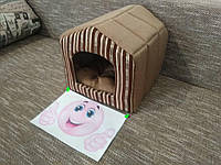 Мягкие домики для собак АМПИР 30х35х35 см