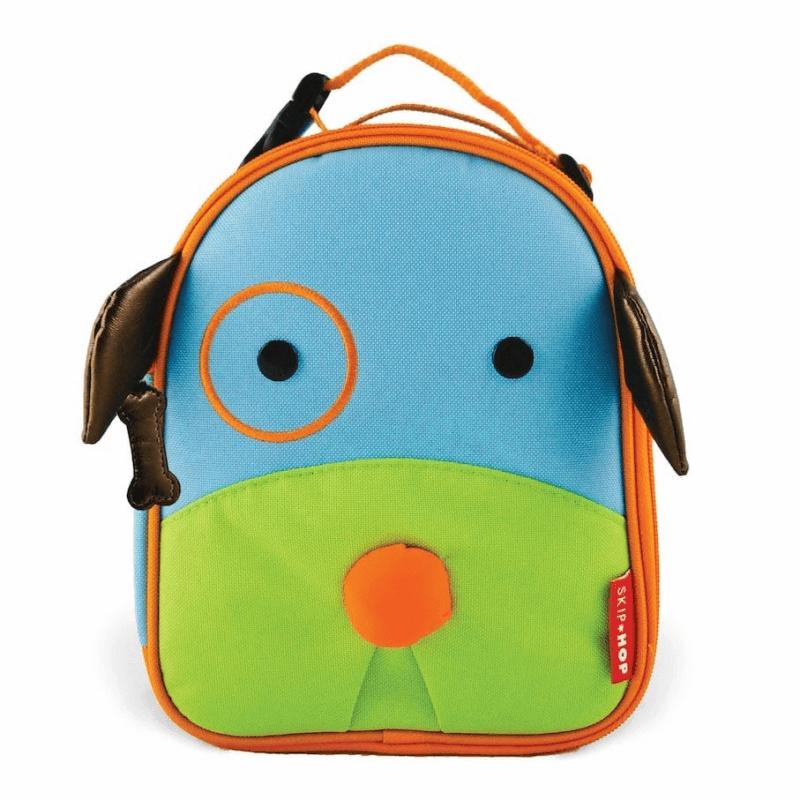 Skip Hop Zoo Термо сумка для ланча ланчбокс Собачка собака 212101 Darby Dog Lunchie Insulated Lunch Bag