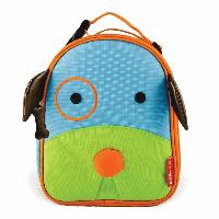 Skip Hop Zoo Термо сумка для ланча ланчбокс Собачка собака 212101 Darby Dog Lunchie Insulated Lunch Bag, фото 1