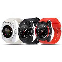 Smart watch V8, умные часы, смарт часы V8, смарт-годинник, розумний годинник