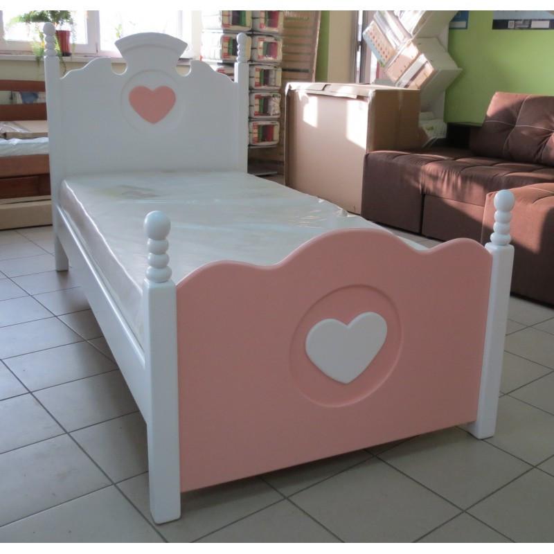 """Кровать деревянная TM """"YASON"""" Disney (Массив Ольхи либо Ясеня)"""