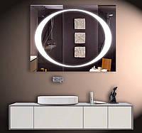 Зеркало с LED подсветкой ЭЛИТ, фото 1