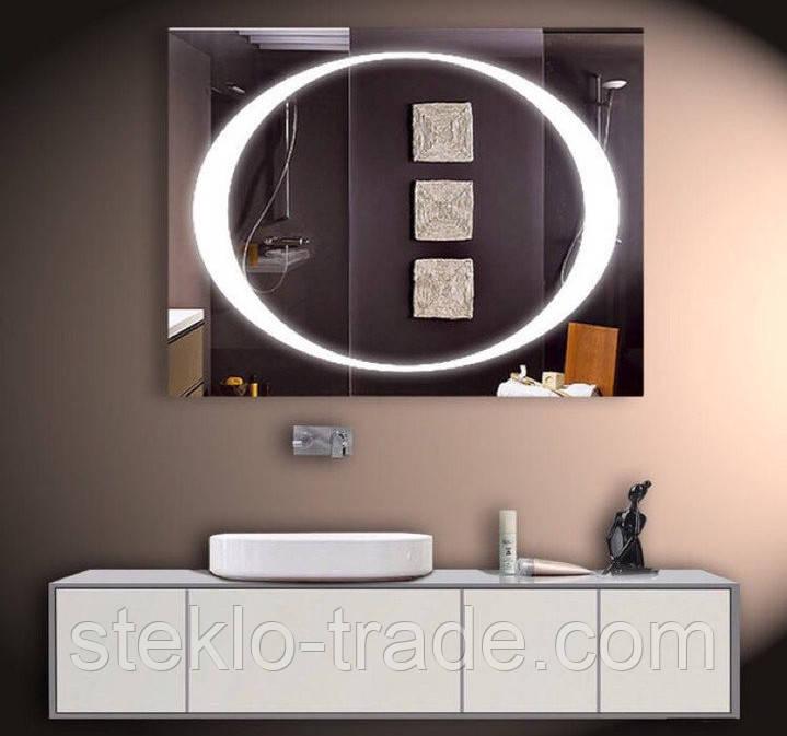 Зеркало с LED подсветкой ЭЛИТ