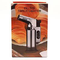 Газовая горелка Pe-979 torch lighter