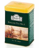 Чай черный листовой English Tea No.1 Ahmad Tea, 100г