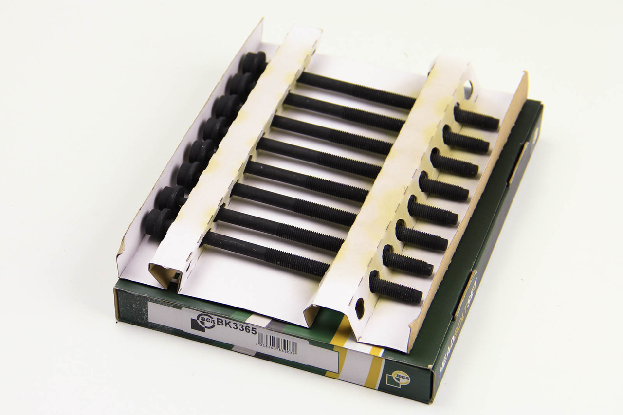 Болты головки блока Skoda Fabia 1.2 2002-2008 (L=158mm) (к-кт)