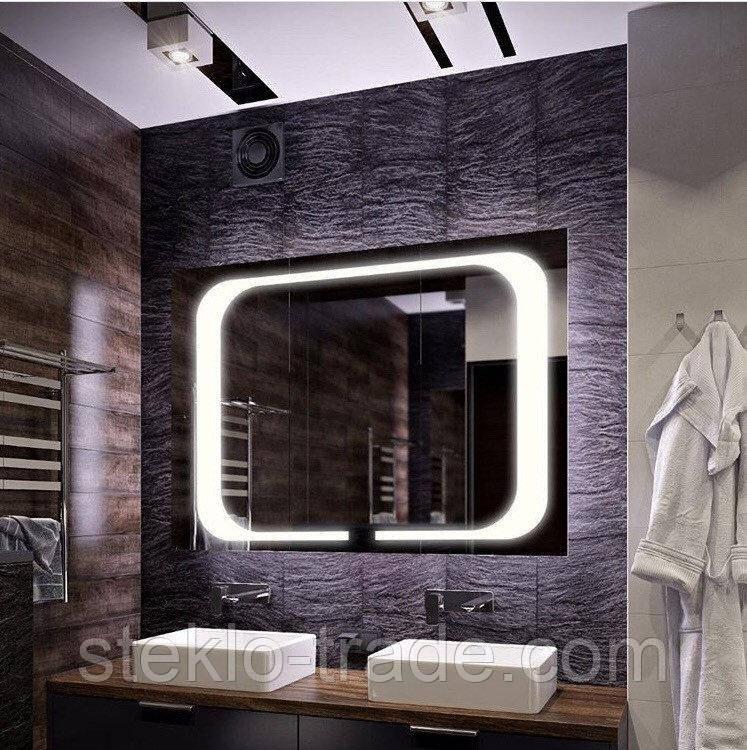 Зеркало с LED подсветкой ПРЕМИУМ