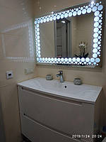 Зеркало с LED подсветкой ПРАЙМ