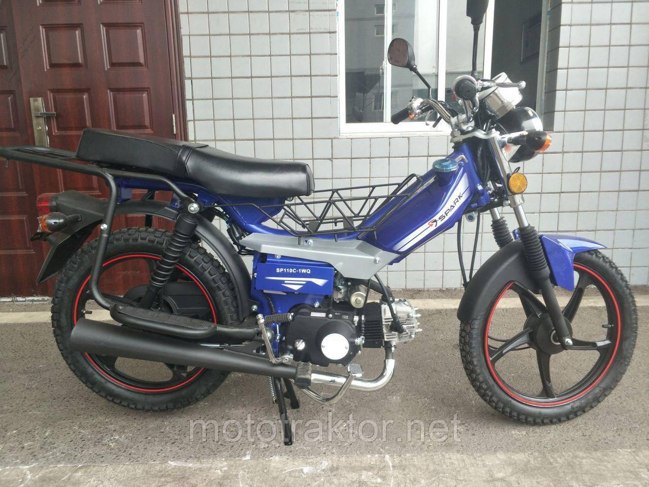 Мотоцикл SPARK SP110C-1WQ