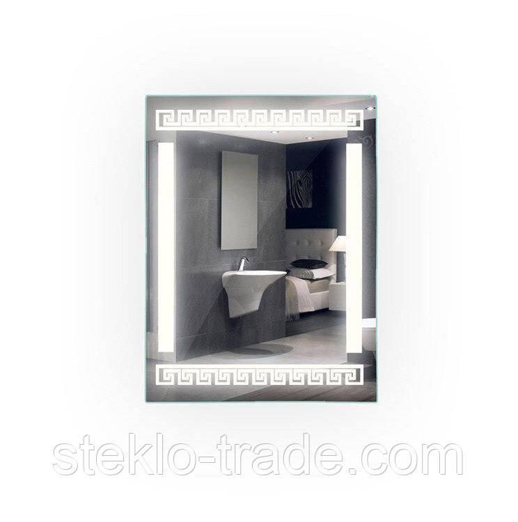 Зеркало с LED подсветкой ВИНД