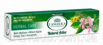 L'ANGELICA Зубная паста «Травяной уход» 75 мл