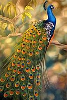 """Алмазная мозаика """"Жар-птица"""", картина стразами 25*35см"""