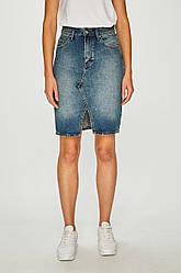 Юбка джинсовая Vintage Skirt от Mustang в размере W28