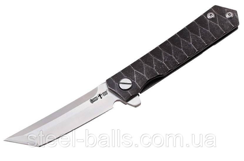 Нож складной танто