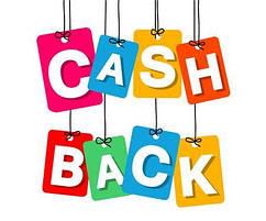 2% Cash Back На карту