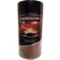 Кофе растворимый DeMontre Gold 200 г (Польша), фото 1