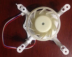 Вентилятор Whirlpool 481010757324 для холодильного отделения  12В