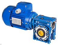 Мотор-редуктор NMRV 040 червячный