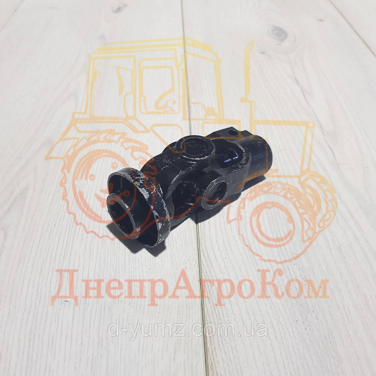 Кардан ЮМЗ нижний | рулевого управления с юбкой | 45Т-3401080