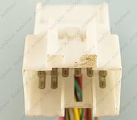 Разъем электрический 15-и контактный (30-25) б/у