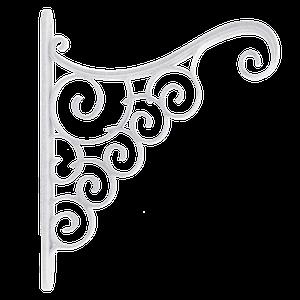 Акант белый флок