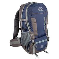 Рюкзак туристический Highlander Hiker 40 Navy Blue, фото 1