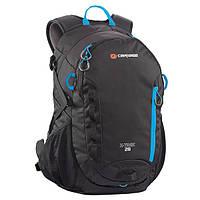 Рюкзак туристический Caribee X-Trek 28 Black/Ice Blue, фото 1