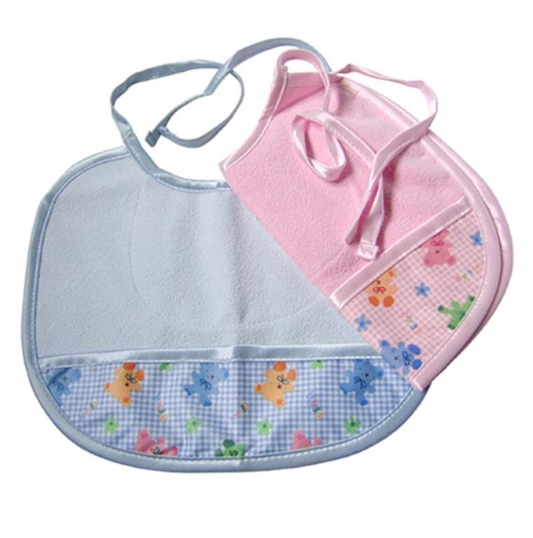 Слюнявчик для малышей из микроволокна (Smart ,Швеция)