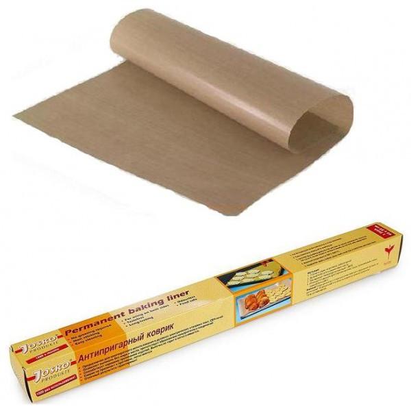 Антипригарный тефлоновый  коврик для запекания и жарки(40х50см) , Германия