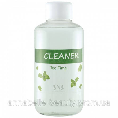 Очищающий лосьон серии «Время чая» - SNB Professional Cleaning Lotion Tea Time 250 мл