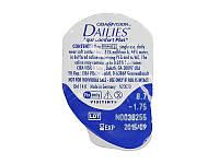 Одноденні контактні лінзи Bausch+Lomb, DAILIES Aqua Comfort Plus, (30шт.)