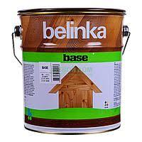 Грунтовка для дерева BELINKA BASE (БЕЛИНКА БЭЙС) 10 л