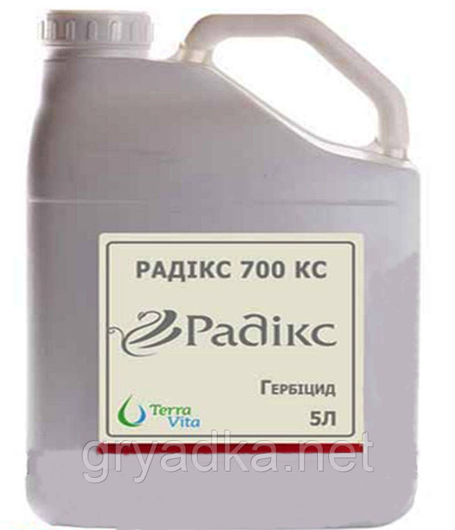 Гербицид Терра Вита (Terra Vita) Радикс 700 КС - 5 л