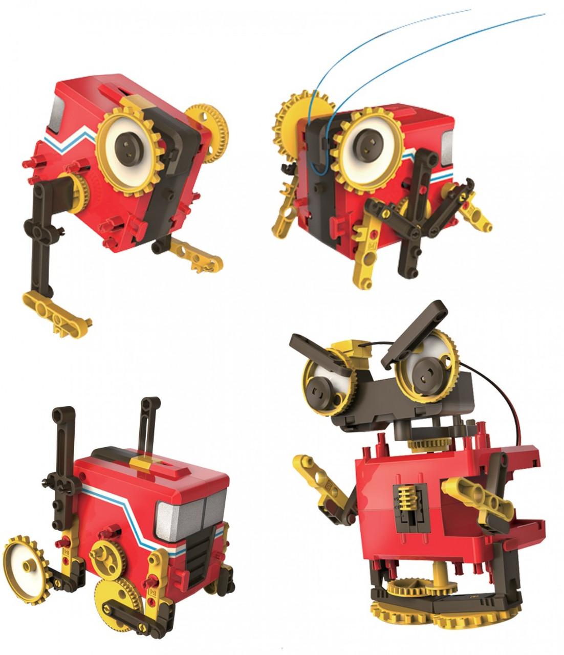 Конструктор Робот 4в1 / ROBOT 4in1 «CIC» (CIC 21-891)