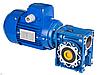 Мотор-редуктор NMRV 110 червячный